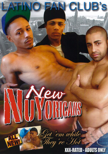 New NuYoricans Cover Front
