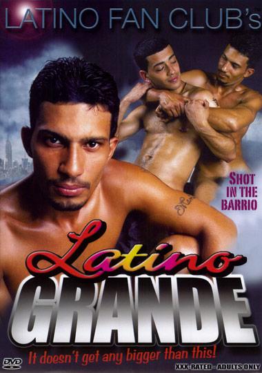 Latino Grande Cover Front
