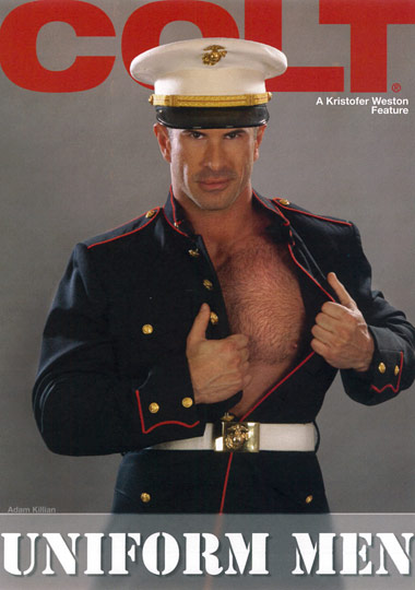 Uniform Men Cover Front