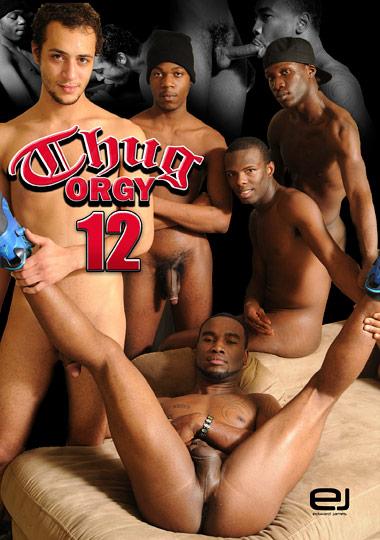 Thug gay orgie