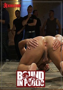 Bound In Public: Emanuel cover