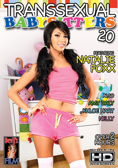 Transsexual Babysitters 20 (2012)