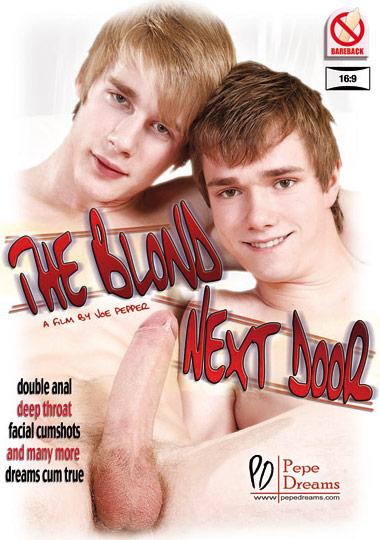 The Blond Next Door Cover Front