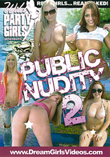 Wild Party Girls: Public Nudity 2