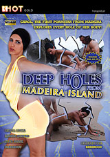Deep Holes From Madeira Island