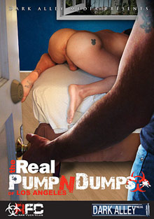 The Real Pump N Dumps Of Los Angeles cover