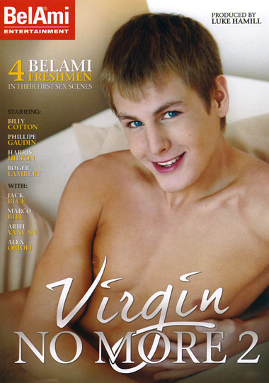 Virgin No More 2 Cover Front