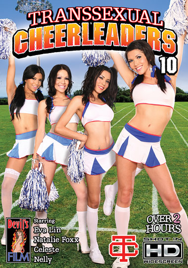 Transsexual Cheerleaders 10 (2012)