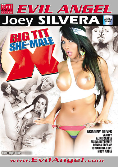 Big Tit She-Male X (2012)