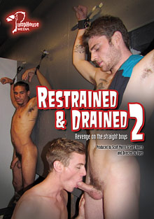 Restrained And Drained 2 cover