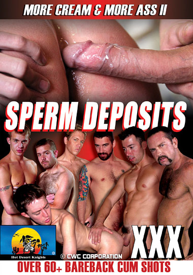 More Cream And More Ass 2: Sperm Deposits cover
