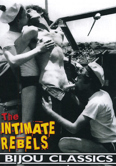 The Intimate Rebels Cover Front