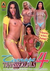 Teenage Transsexuals 4