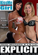 KissMe Girl Explicit: The Core Scenes: Holly Michaels And Lia Lor