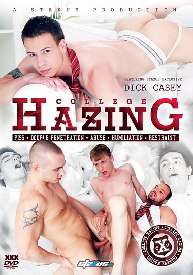 College Hazing Cover Front