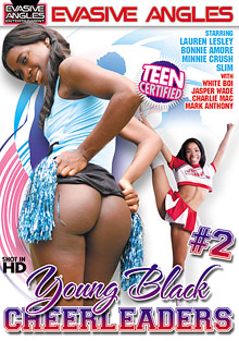 Young Black Cheerleaders 2 cover