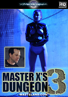 Master X's Dungeon 3 cover