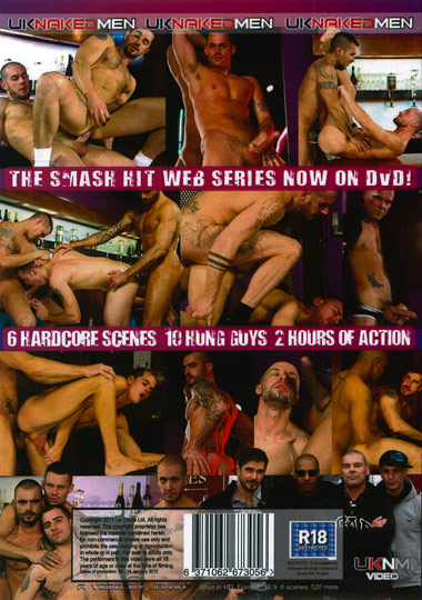 Gay Bar or Bust 1 Cover Back