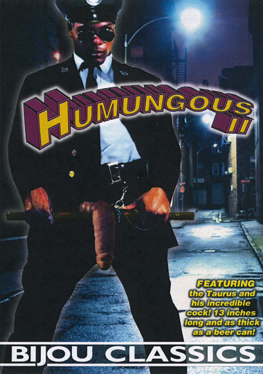 Humungous 2 Cover Front