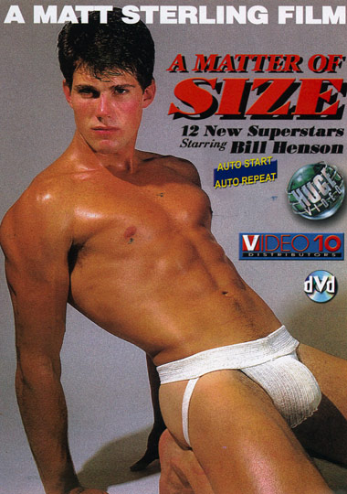 A Matter of Size 1 Cover Front