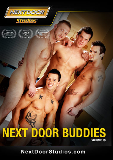 Next Door Buddies 10 Cover Front