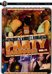 Party Hardcore 71 cover