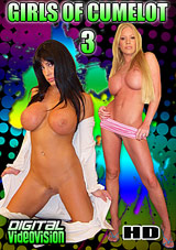 Girls Of Cumelot 3: Bridgette Kerkove, Bailey Brooks, Holly Body, And Ashley Moore