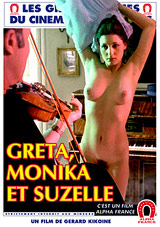 Sex Play: Greta Monika, And Suzelle - French