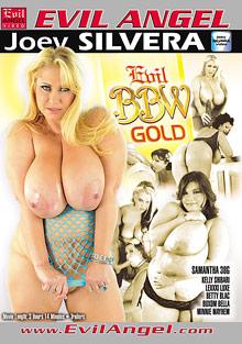 Evil BBW Gold cover