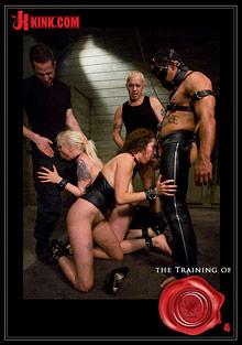 The Training Of O: Princess Donna, Day Four cover