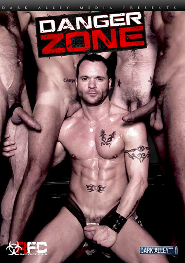 Danger Zone 1 Cover Front