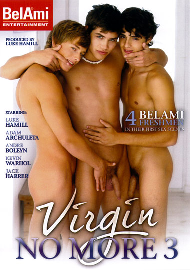 Virgin No More 3 Cover Front