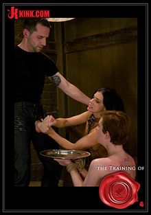 The Training Of O: Cherry Torn, Day Six cover