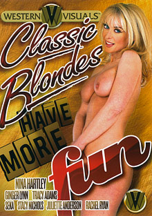 Classic Blondes Have More Fun cover