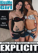 KissMe Girl Explicit: The Core Scenes: Riley Reid And Veruca James
