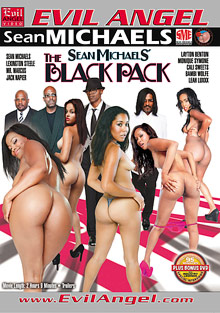The Black Pack cover