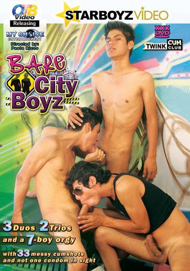 Bare City Boyz Cover Front