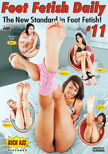 Foot Fetish Daily 11 cover