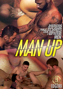 Man Up cover