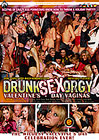 Drunk Sex Orgy: Valentine's Day Vaginas