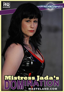 Mistress Jada's Domination cover
