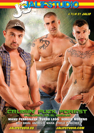 Cruisin Fuck Forest Cover Front