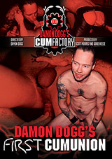 Damon Dogg's First Cumunion