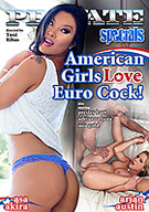 American Girls Love Euro Cock