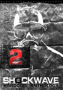 Shockwave Hardcore Anthology Part 2 cover