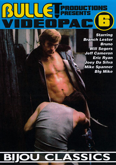 Bullet Videopac 06 Cover Front