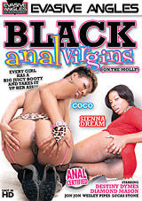 Black Anal Virgins: On The Molly