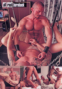 Jan Losch's Private Bareback Party cover