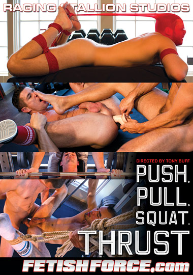 Push Pull Squat Thrust Cover Front