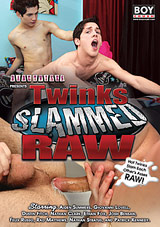 Twinks Slammed Raw